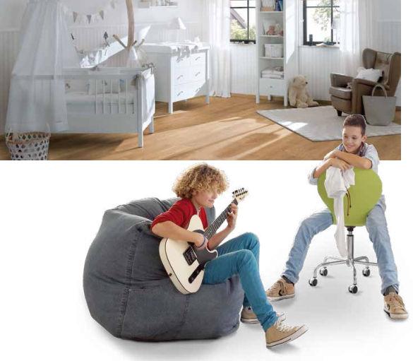 Напольные покрытия EGGER HOME Comfort